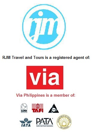 RJM TRAVEL AND TOURS_VIA PHILIPPINES