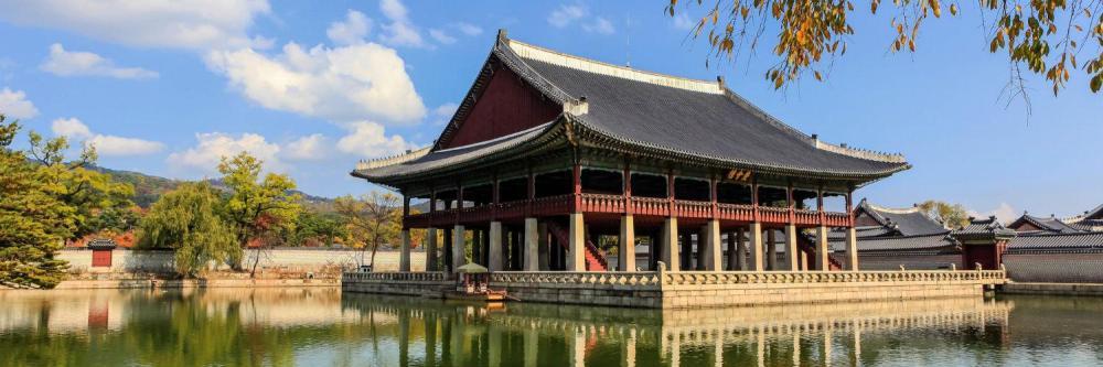 SOUTH KOREA Changdeok Palace